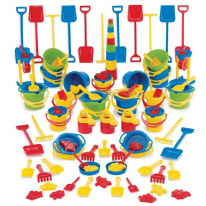 66 Piece Sand and Water Set